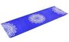 Коврик для йоги (йога-мат) Pro Supra FI-5662-10 3 мм синий - фото 1