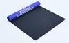 Коврик для йоги (йога-мат) Pro Supra FI-5662-10 3 мм синий - фото 2