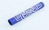 Коврик для йоги (йога-мат) Pro Supra FI-5662-10 3 мм синий - фото 5