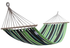 Гамак KingCamp Canvas Hammock KG3762 Green/black