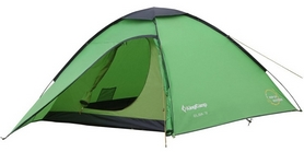 Палатка трехместная KingCamp Elba 3 KT3038 Green