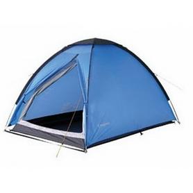 Палатка двухместная KingCamp Backpacker KT3019 голубая