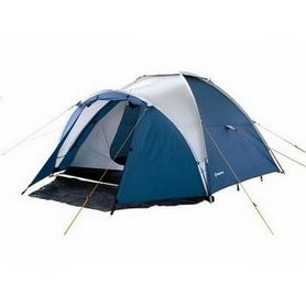 Палатка трехместная KingCamp Holiday 3 (KT3018) голубая