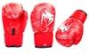 Перчатки боксерские детские Venum MA-5432-R красные - фото 1
