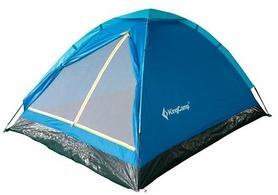 Палатка двухместная KingCamp Monodome 2(KT3016) Blue