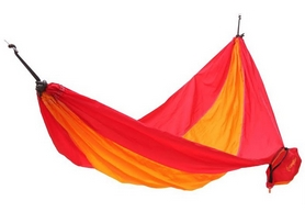 Гамак KingCamp Parachute Hammock Red/Yellow