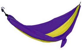Гамак KingCamp Parachute Hammock Purple/Yellow