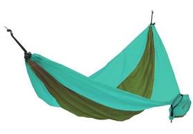Гамак KingCamp Parachute Hammock Cyan/Dark green