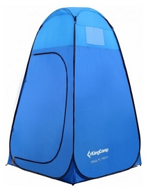 Тент для душа и туалета KingCamp Multi Tent Blue