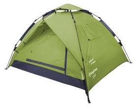 Палатка трехместная KingCamp Luca Green