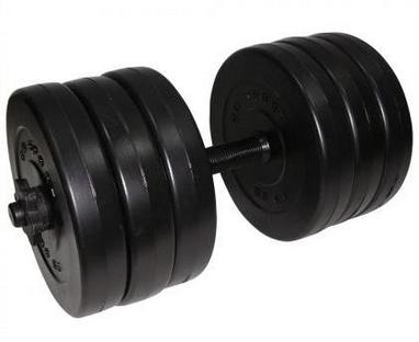 Гантель наборная композитная Newt Rock pro 15,5 кг