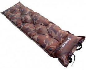 Коврик самонадувающийся KingCamp Point Inflatable Mat Camo