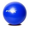 Мяч для фитнеса (фитбол) Fitex MD1225 65 см синий - фото 1