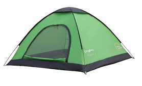 Палатка трехместная KingCamp Modena 3 Green