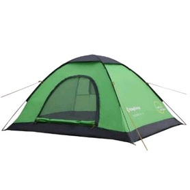 Палатка двухместная KingCamp Modena 2 Green