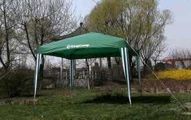 Фото 3 к товару Тент KingCamp Gazebo Green