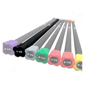 Палка гимнастическая (Бодибар) Fitex 7 кг