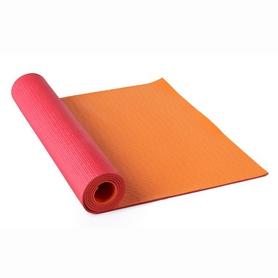 Коврик для йоги (йога-мат) Lotus LYITM13 4 мм красный