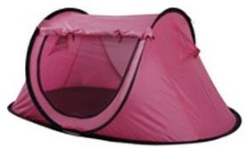 Палатка двухместная KingCamp Venice(KT3071) Rose red