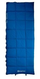 Мешок спальный (спальник) KingCamp Active 250 (KS3103) L Blue