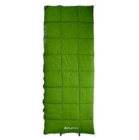 Мешок спальный (спальник) KingCamp Active 250 (KS3103) L Green