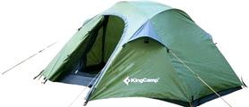 Палатка двухместная KingCamp Adventure(KT3047) Green