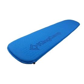 Коврик самонадувающийся KingCamp Wave Super 3 blue