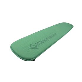 Коврик самонадувающийся KingCamp Wave Super 3 Green