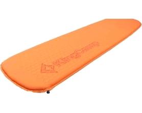 Коврик самонадувающийся KingCamp Wave Super 3 Orange