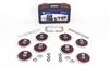 Гантели наборные хромированные в коробке Ateel SC-80236 20 кг - фото 3