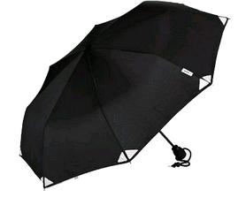 Зонт EuroSchirm Light Trek RF black 3029-REF/SU19077