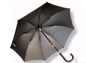 Зонт Euroschirm Kompliment W110 black W110-KBL/SU15150