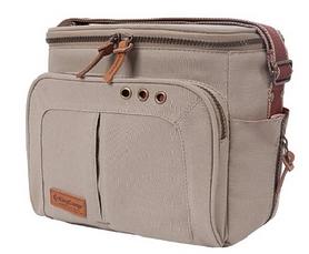 Сумка изотермическая KingCamp Cooler Bag Brown 5 л