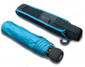 Зонт EUROSchirm Light Trek automatic голубой