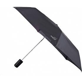 Зонт EUROSchirm Super Flat Leather Umbrella черный