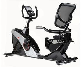 Велотренажер горизонтальный Hop-Sport HS-070L Helix iConsole+