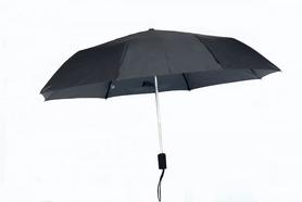 Зонт Euroschirm Birdiepal Surprise черный