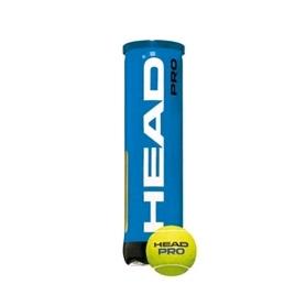 head Мячи для большого тенниса Head Pro (4 шт) 571034