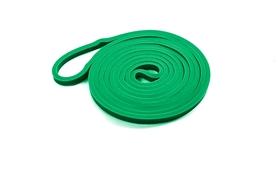 Резинка для подтягиваний (лента сопротивления) ZLT Power Bands green - Фото №2