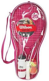 Набор для большого тенниса Wilson Envy Starter Set 25 pink