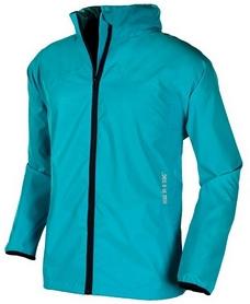 Куртка-дождевик унисекс Mac in a Sac Classic Jacket Adult Caribbean Sea