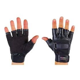 Перчатки для фитнеса ZLT BC-122 черные