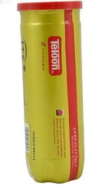 teloon Мячи для большого тенниса Teloon Z-Court T818P3 (3 шт)