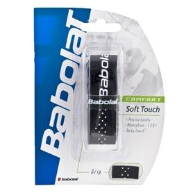 babolat Намотка для теннисной ракетки Babolat Soft Touch Grip черная 1 шт 670015-145