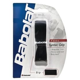 babolat Намотка для теннисной ракетки Babolat Syntec Grip черная 1 шт 670017-105
