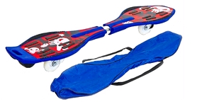 Распродажа*! Скейтборд двухколесный (рипстик) ZLT RipStik Skull SK-5614-R красный
