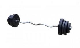 Штанга наборная w-образная Newt Rock Pro 27 кг