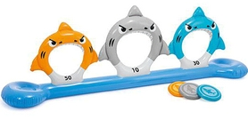 """Центр игровой """"Акулы"""" Intex 57501 (267х51х91 см)"""