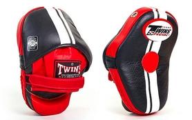 Лапа изогнутая Twins PML-14-BK-RD красная