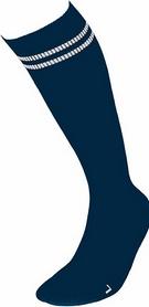 Носки мужские InMove Football Deodorant Silver dark blue
